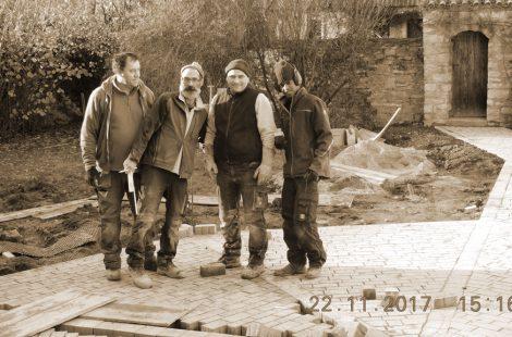 Praktikant bei Garten- und Landschaftsbau Bewersdorff