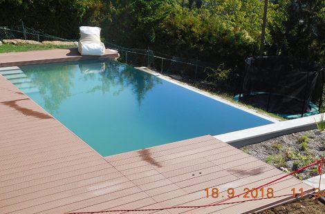 Pool in Höchberg
