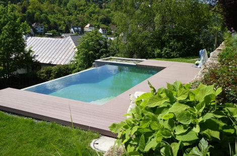 Infinity Pool in Höchberg